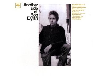 Dylan Bob: Another side of Bob Dylan 1966 (Rem) (CD)