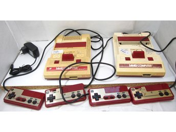 2st Famicom konsoler, kanske defekta, Japan