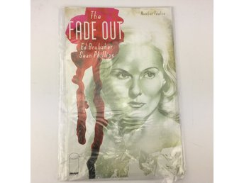 The Fade Out Ed Brubaker Sean Phillips Tidning Skick: Mycket Bra