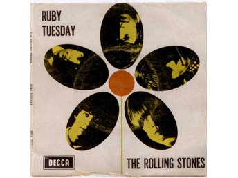 ROLLING STONES - Ruby Tuesday  EP  Australien