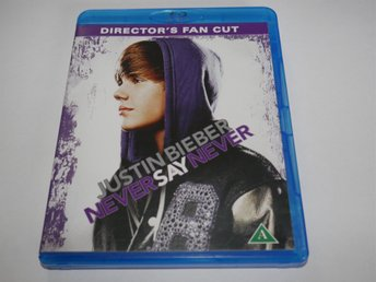 BLU RAY JUSTIN BIEBER NEVER SAY NEVER FILM