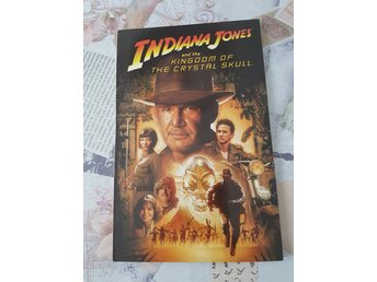 Indiana Jones and the Kingdom of the Crystal Skull [TPB]