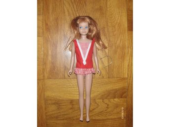 Barbie Mattel - Titian Red Skipper #950 - Vintage Retro 1964