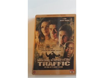 Traffic limited collectors edition dvd steelbook nyskick