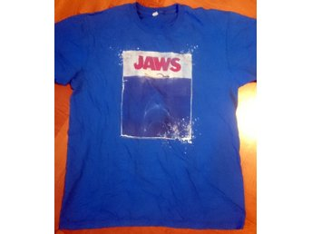 Jaws T-shirt (Steven Spielberg, Indiana Jones, Star Wars, Jurassic Park, Film)
