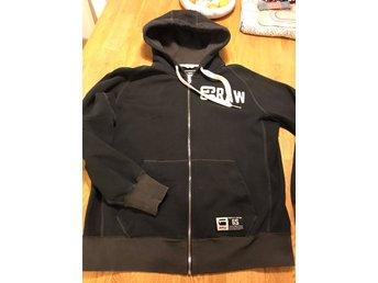 G-star tröja luvtröja munktröja storlek XL (330287595) ᐈ Köp på Tradera b6bfed6f991ed