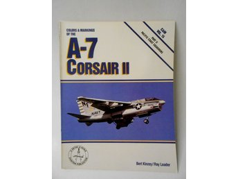 In detail & scale - A-7 Corsair II