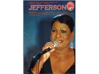 JEFFERSON / Nr 146 - 2006 / Barbara Carr / Bobby Rush /Blues