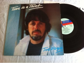 Joe Fagin - Time Is A Thief
