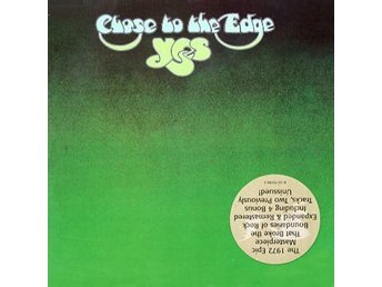 Yes: Close to the edge 1972 (Digi/Rem) (CD)