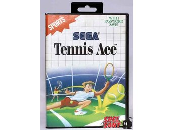 Tennis Ace (Svensk Version & Utan Manual)