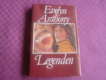 LEGENDEN,   E.ANTHONY,   1979,  BOK, BÖCKER