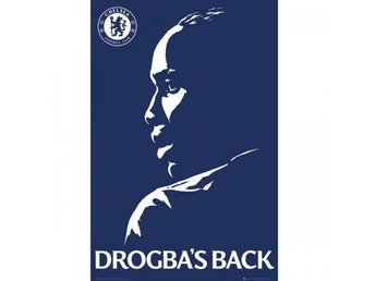 Chelsea Affisch Drogba 29