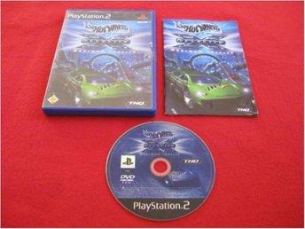 HOT WHEELS VELOCITY till Playstation 2 PS2 - Blomstermåla - HOT WHEELS VELOCITY till Playstation 2 PS2 - Blomstermåla