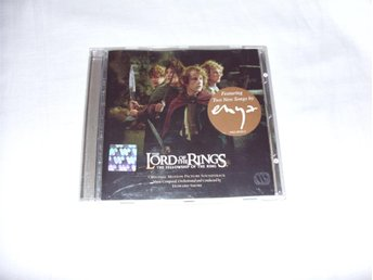 The Lord of The Rings, The Fellowship Of The Ring - Soundtrack CD