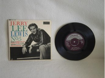 Jerry Lee Lewis  -   No 5                UK ORIGINAL..!!