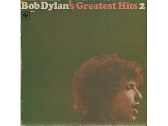 Bob Dylan - Bob Dylan's Greatest Hits Two - LP? - östersund - Bob Dylan - Bob Dylan's Greatest Hits Two - LP? - östersund