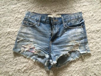 Shorts Abercrombie & Fitch W25 - Ljung - Shorts Abercrombie & Fitch W25 - Ljung