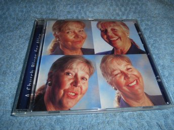 Alice Babs - A Church Blues For Alice (CD) NM/EX