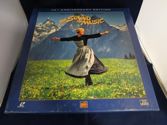 THE SOUND OF MUSIC - 30th ANNIVERSARY EDITION (3-disc box)