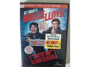 Get Smarts Bruce and Lloyd DVD - Tandsbyn - Get Smart's Bruce and Lloyd DVD - Tandsbyn
