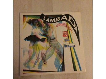 Various ‎– Lambada. (NM 2LP)