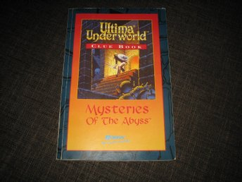 Ultima Underworld Cluebook