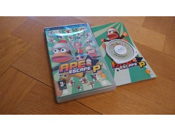 PSP: Ape Escape P
