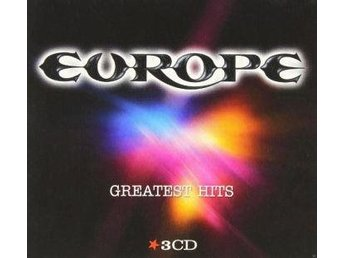 Europe: Greatest Hits (3 CD)