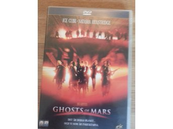 DVD Ghosts of Mars