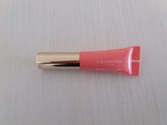 Clarins- Instant light natural lip perfector 01 Rose 5ml