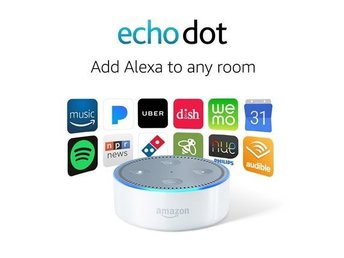 Amazon Echo Dot vit