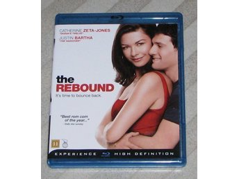 The Rebound - Svensk Text (Blu Ray) Bluray - Catherine Zeta-Jones Justin Bartha