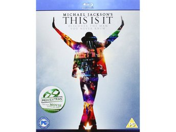 This Is It - Michael Jackson - Bluray Blu-Ray