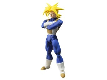 Tamashii Nations Bandai Super Saiyan Trunks Dragon Ball Z Action Figurleksaker