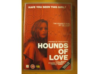 HOUNDS OF LOVE - EMMA BOOTH - DVD DEC 2017