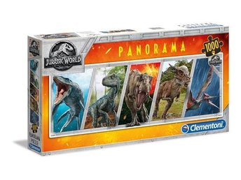 1000 pcs. PANORAMA Jurassic World