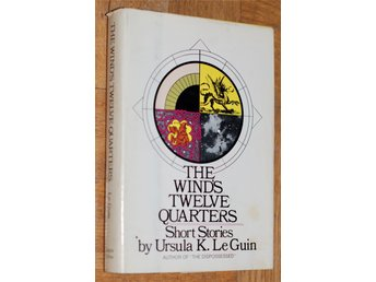 TWO FIRST EDITIONS BY URSULA K. LE GUIN