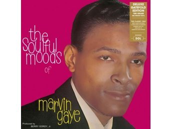 Gaye Marvin: The soulful moods of... (Vinyl LP)
