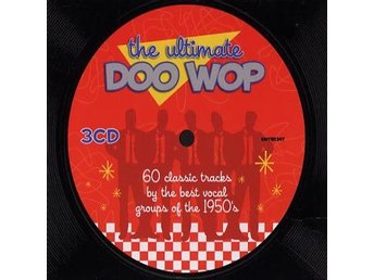 Doo Wop/The Ultimate Box (3 CD)