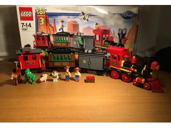 Lego Toy Story: Western Train Chase (7597)