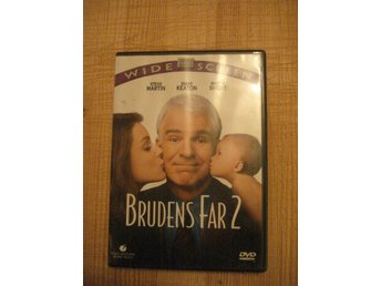 DVD Brudens far 2