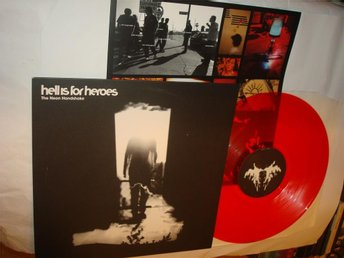 HELL IS FOR HEROES  RÖD LIM. LP  THE NEON HANDSHAKE  MY CH R