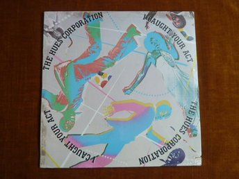 THE HUES CORPORATION,   I CAUGHT YOUR ACT,    LP, LP-SKIVA