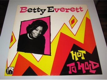 Betty Everett – Hot To Hold - Charly R&B – CRB 1006