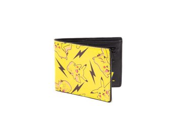 Pokemon - All Over Pikachu Bifold Wallet Plånbok