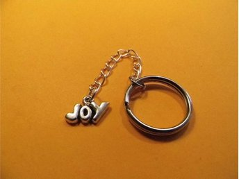 Joy nyckelring / Joy keyring