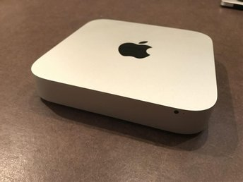 Mac Mini 2012, 4 GB ram, 500 gb HD, 2,5 GHz i5