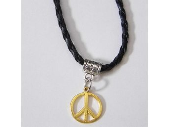 Fred halsband / Peace sign necklace