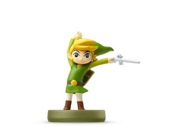 Amiibo Figurine - Toon Link (Zelda Collection) - Amiibo